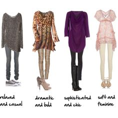 1000 Images About Fashion Personality On Pinterest Soft Classic Dramatic Classic And