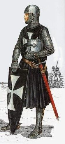 The Knights Hospitaller, also known as the Hospitallers, Order of Hospitallers, Knights of Saint John and Order of Saint John, were among the most famous of the Western Christian military orders during the Middle Ages.