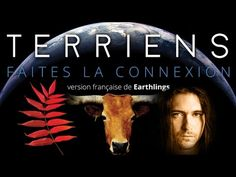 """""""Terriens"""", véritable film coup de poing sur la manière dont les humains traitent les animaux. Réalisé par Shaun Monson Le narrateur est Maxime Ginolin, à qu..."""