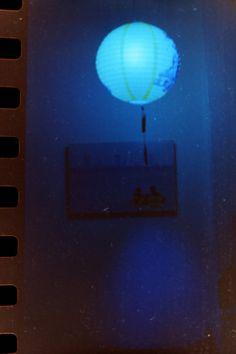Lampara azul  raanpeac
