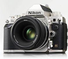 Nikon goes retro with new DSLR - possibly too retro (Photo: Nikon)
