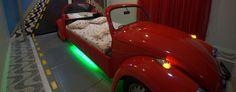 cama infantil fusca - Pesquisa Google