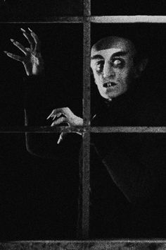 """Nosferatu (1922) """"Time is an abyss... profound as a thousand nights... Centuries come and go... To be unable to grow old is terrible... Death is not the worst... Can you imagine enduring centuries, experiencing each day the same futilities... """""""