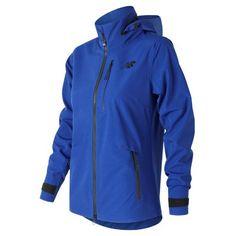 New Balance 63500 Women's Womens 3L Jacket - Blue (WJ63500AT)