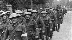 Ladies from Hell, on the move WWI