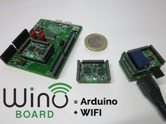 The perfect Internet of Things development platform. It´s cheap, small, wireless, stackable, and easy to use.