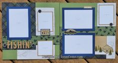 TIMBER is the August Kit of the Month | Lynn Como