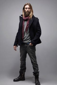 Zadig & Voltaire Fall/Winter 2013 MEN