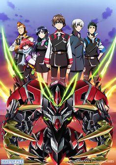 Aniplex USA to Stream Magi & Valvrave Seasons, Kill la Kill on 4 Sites Mecha Anime, Gundam, Valvrave The Liberator, L Elf, Anime Dvd, Galactic Heroes, Accel World, Familia Anime, Anime Reviews