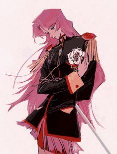 Female Character Inspiration, Character Art, Character Design, Graphic Artwork, Cool Artwork, Revolutionary Girl Utena, Good Poses, Girls Series, Ecchi