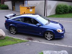cobalt ss supercharged - Google Search