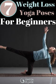 Yoga For Weight Loss, Weight Loss Tips, Lose Weight, Easy Yoga Poses, Yoga Poses For Beginners, Yoga Fitness, Fitness Tips, Fitness Gear, Fitness Motivation