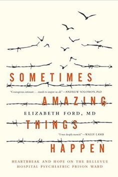 Book review of Sometimes Amazing Thing Happen: Heartbreak and Hope on the Bellevue Hospital Psychiatric Prison Ward