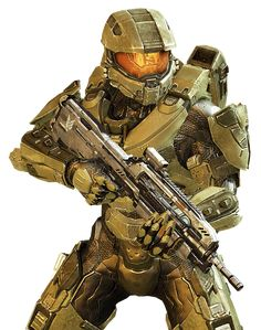 Halo 4 - Masterchief Render 2 by Crussong.deviantart.com on @deviantART