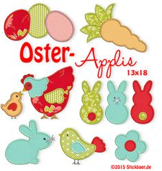 Oster-Applis Sewing Appliques, Machine Embroidery Applique, Bunt, Quilts, Hoop, Scrappy Quilts, Drawings, Appliques, Bruges Lace