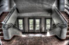 arcanum. urban exploration.: Abandoned Navy Building (Part 6)