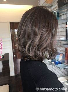 New Bob Haircuts 2019 & Bob Hairstyles 25 Bob Hair Trends for Women - Hairstyles Trends Bangs With Medium Hair, Medium Hair Styles, Curly Hair Styles, Natural Hair Styles, Wavy Bob Haircuts, Layered Bob Hairstyles, Haircut Bob, Bobs For Thin Hair, Corte Y Color