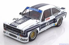 Ford Escort Mk.2 RS 1800, Winner DRM Nurburgring 1976, No.32, Ludwig, Minichamps, 1/18, No.100 768432, Limited Edition 1002 pcs. 150 EUR