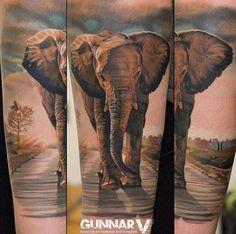 Gunnar V Tattoo