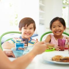 Healthy Sample Meals and Menu for 4 Year old children with good nutrition