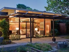 Little Eichler House
