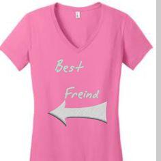 Best Friend Junior Shirt