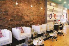 Brooklyn-Based Salon Puts Nail Care First www.nailsmag.com