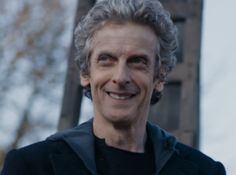 Oh, cheeky, thou art Capaldi . . !