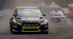 Rallycross: Sandell rules Washington RACER.com