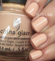 The PolishAholic: China Glaze Holiday 2016 Seas and Greetings Collection - Sand in My Mistletoes