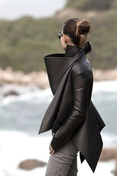 Structured leather - DOPE!