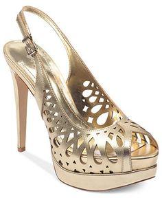 BCBGeneration Shoes, Duncan Platform Pumps - Pumps - Shoes - Macys