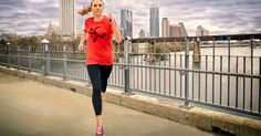 Corporations sponsor the Charity Miles app, which automatically donates money as you exercise.