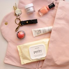 keep purity made simple one-step facial cleansing cloths in your car, purse, gym or travel bag for pure and clean skin wherever you go.