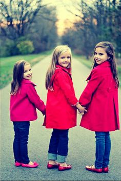Posh Poses | Family | December Inspiration | Family Littles | Family Love | Pea Coats and Ballet Flats