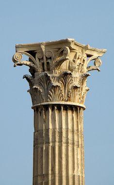 Temple of Olympian Zeus, Athens   Flickr – Condivisione di foto!