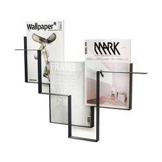 Studio Frederik Roije Guidelines Zeitungsständer Jetzt bestellen unter: https://moebel.ladendirekt.de/dekoration/aufbewahrung/zeitungsstaender/?uid=90c2a2a2-3eca-552b-b589-087be0aab48e&utm_source=pinterest&utm_medium=pin&utm_campaign=boards #aufbewahrung #zeitungsstaender #dekoration