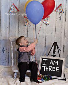 Woohoo! I am 3!