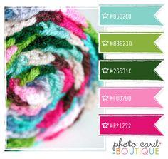 Color Crush Palette · 8.11.2011