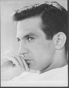 Ben Gazzara, publicity shot for The Strange One (Jack Garfein, 1957)