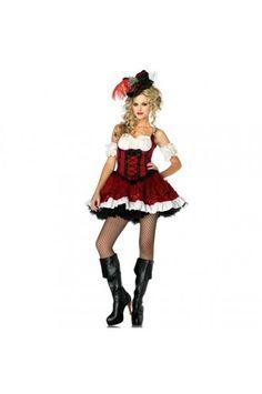 $34.99 Ravishing Rogue Pirate Costume