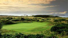 Royal Portrush in Northern Ireland...Golf anyone?