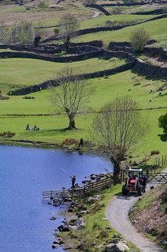 Watendlath, Lake District,Cumbria