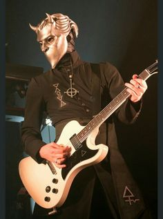 Lead Guitar, Alpha