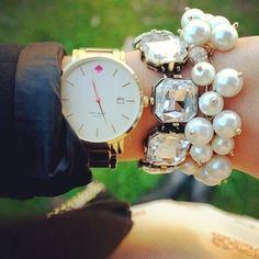 66a616f1e1e fashion accessories watch and bracelets Pulseiras