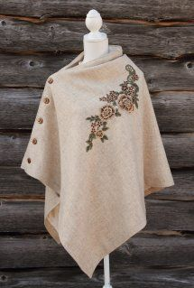 Harriet Hoot Bespoke Wild Rose Cape