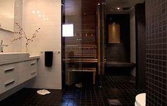 Kylpyhuoneen perinpohjainen muutos - - Koti - T. Brown Bathroom, Bathroom Spa, Modern Bathroom, Mtv, Home Appliances, Dreams, Lifestyle, Nice, Interior