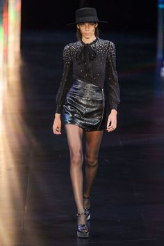SAINT LAURENT SPRING 2015 RTW - The Cut