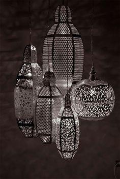 Beautiful Copper Unique Lighting Design by Zenza