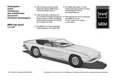 Monteverdi High Speed brochure